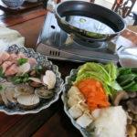 【唐辛子レシピ】タイ風魚介類のしゃぶしゃぶ