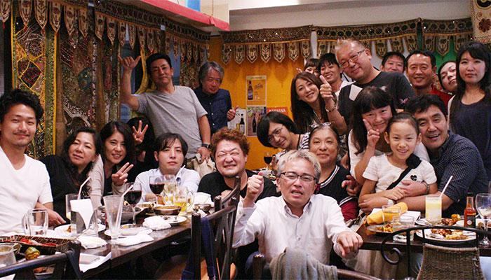 【激辛イベント】第3回激辛交流会~ジャイヒンド 笹塚店(JAI HIND)~