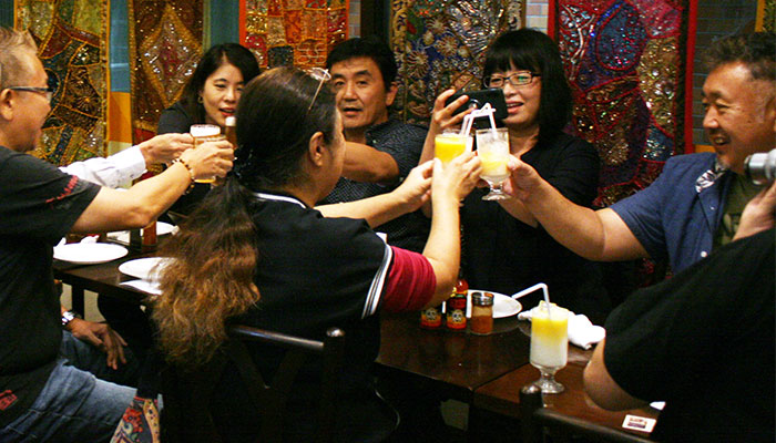 開催! 乾杯! 第3回a激辛交流会!