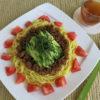 【青唐辛子レシピ】三升漬けのジャージャー麺~三升漬け~