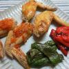 【唐辛子レシピ】塩柚子胡椒の手羽先焼き